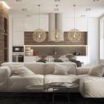 Профессиональный взгляд на планировку и дизайн интерьера в загородном доме