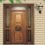 """Выгодное предложение в виде металлических входных дверей от """"FirstGroup"""""""