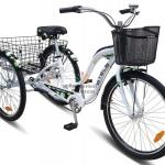 """Универсальный велосипед с тремя колесами в интернет-магазине """"Активный Ребенок"""""""
