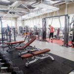Тренажерный зал в Одессе: современное оборудование, приятная атмосфера.