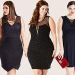 Как красиво одеваться женщинам с пышными формами