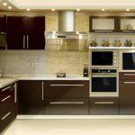 Разнообразие кухонной мебели на сайте компании VilingStore