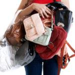 Семь обязательных сумок в женском гардеробе