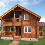 Общие рекомендации по строительству домов из бревна