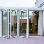Алюминиевые двери АлМетСтрой
