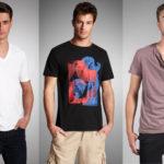 Как правильно выбрать мужскую футболку