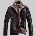 Кожаная зимняя куртка, оптимальный выбор для холодного времени года