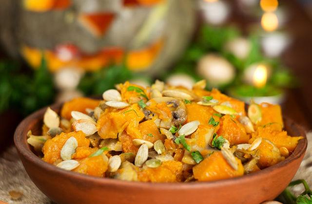 Встречаем осень с овощным рагу