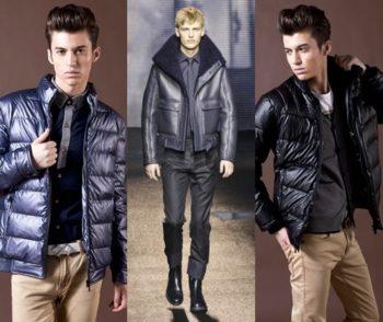 О мужских куртках в общих чертах