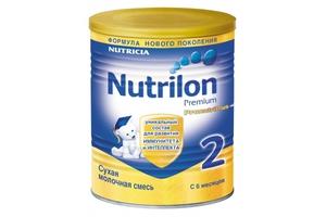 Покупка детской смеси Nutrilon оптом