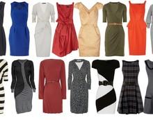 Стильные платья для женщин на каждый день