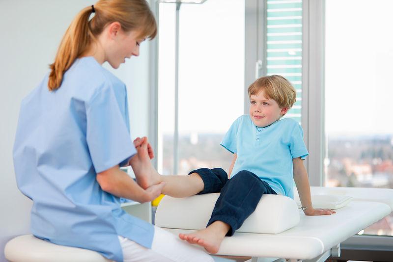 Детский травмотолог как хранитель детского здоровья