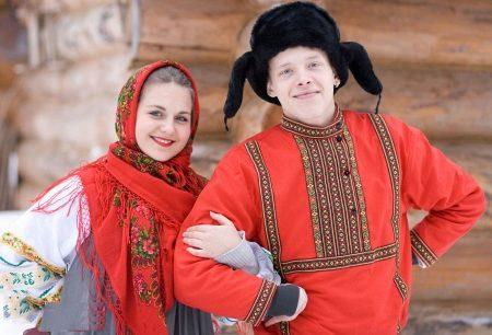 Русский народный костюм для мужчины и особенности его создания
