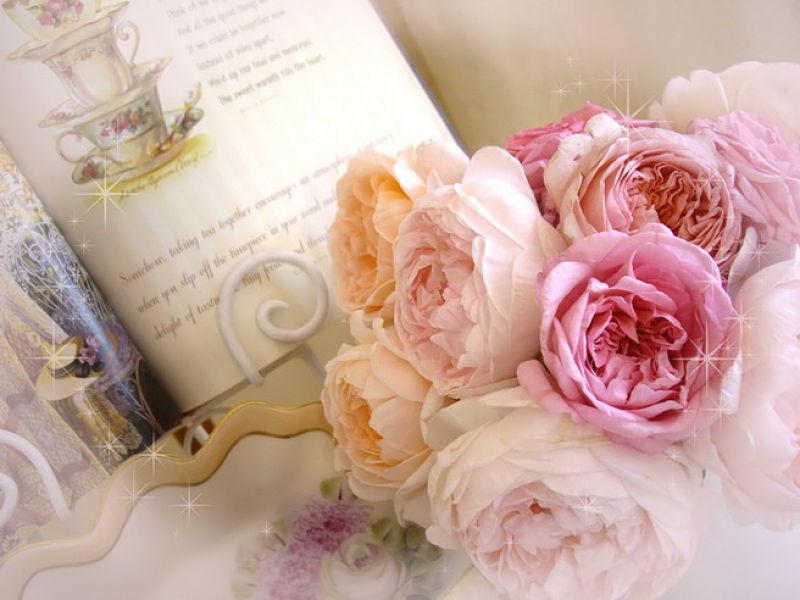 Цветы: нежно, изящно, стильно