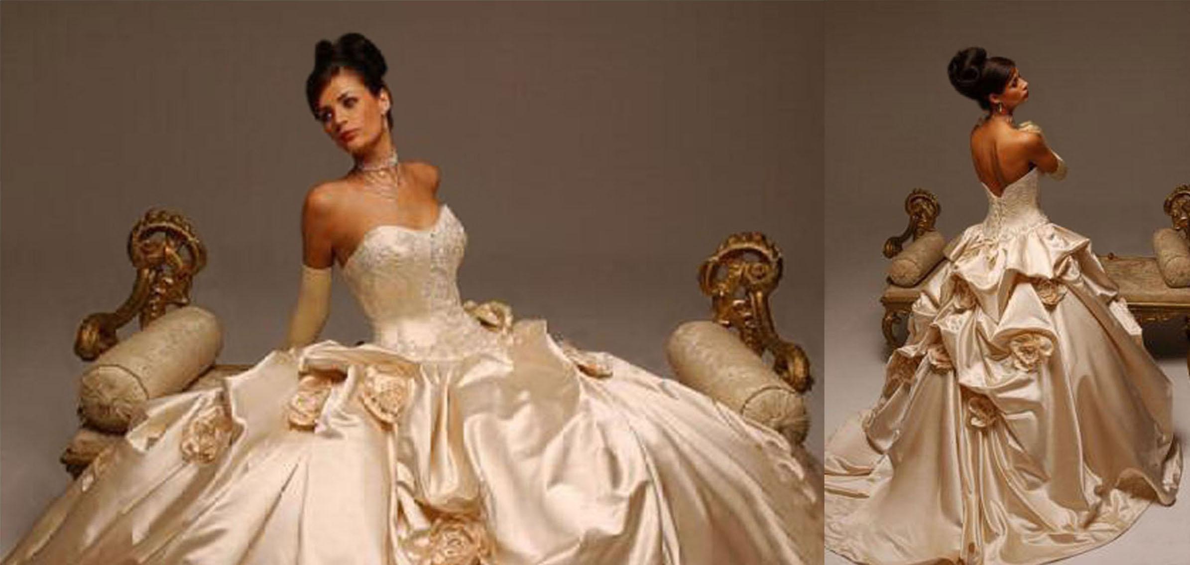 Почему стоит выбрать свадебное платье от кутюр?