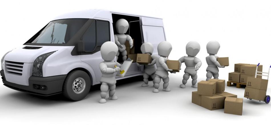 Переезд: как размещать груз на кузове