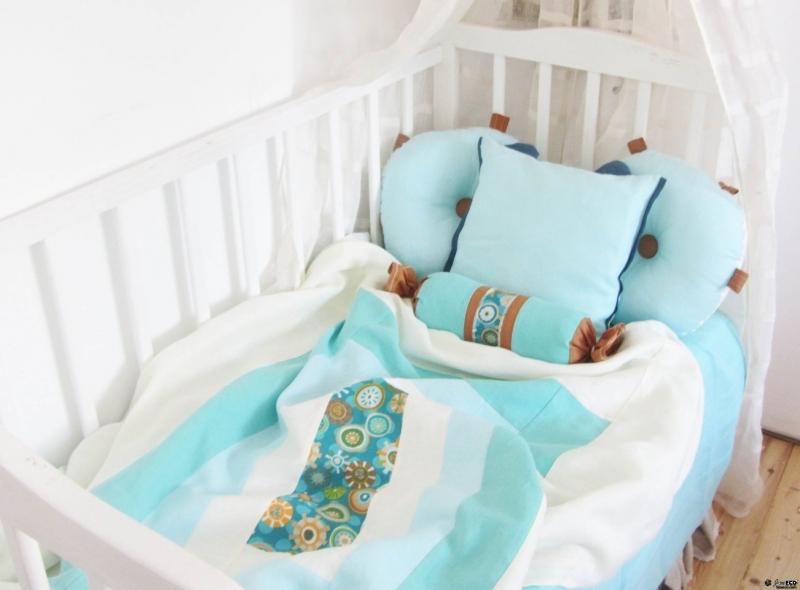 Что нужно знать о выборе детского постельного белья для кроватки