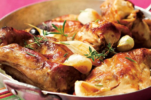 Рецепт вкуснейшего кролика с картошкой в сметане