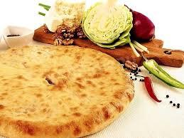 Пирог с сухофруктами