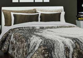 Купить постельное белье с покрывалом