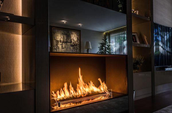 Биокамин – идеальное украшение для уютного дома
