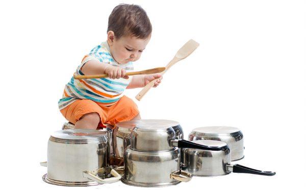 Зачем нужны детские звучащие игрушки и музыкальные инструменты