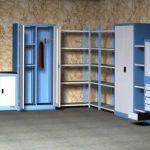 Металлическая мебель: особенности и преимущества